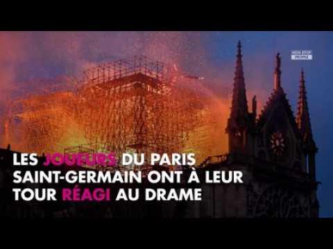 Incendie de Notre-Dame : Mbappé et Neymar ébranlés par la catastrophe