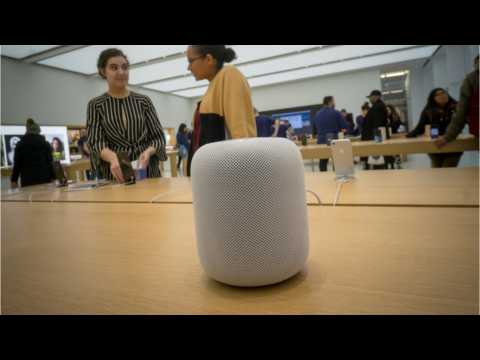 Apple's HomePod Gets A Price Drop