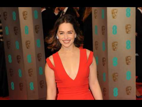 Emilia Clarke is attached to her Game of Thrones character