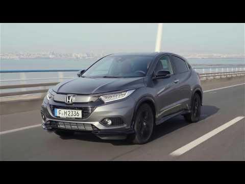 2019 Honda HR-V Driving Video