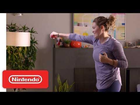 Nintendo Switch My Way - Tetris 99, Fitness Boxing & Mario Kart 8 Deluxe
