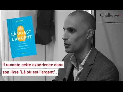 Rencontre avec Maxime Renahy, l'ex-espion de la DGSE qui pourfend l'évasion fiscale