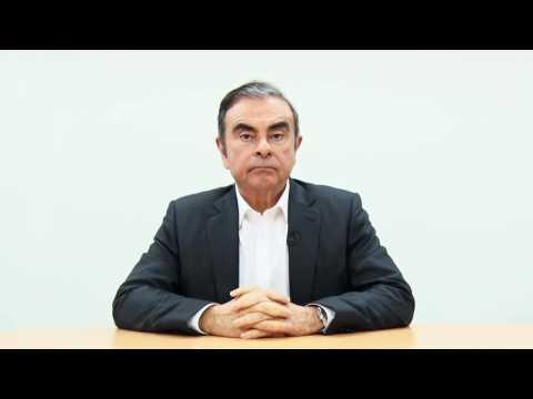 Carlos Ghosn accuse Nissan et certains dirigeants