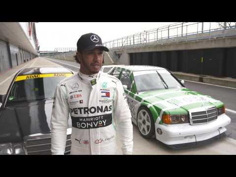 125 Years of Motorsport - Lewis Hamilton, Driver Mercedes-AMG Petronas Motorsport
