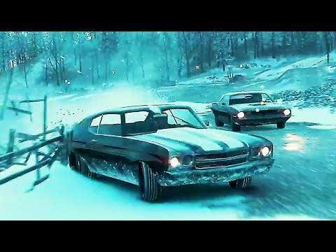 "FORZA HORIZON 4 ""Barrett Jackson Car Pack"" Trailer (2019) Xbox One / PC"