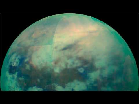 NASA's Cassini Sheds Light On Bizarre Water Cycle Of Saturn's Moon Titan