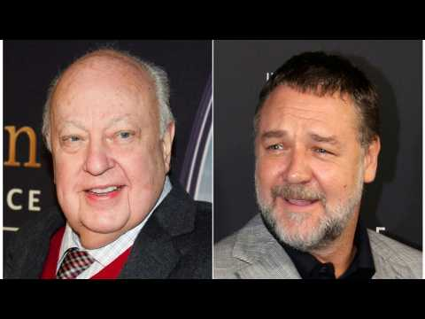 Russell Crowe Plays Roger Ailes In 'The Loudest Voice'