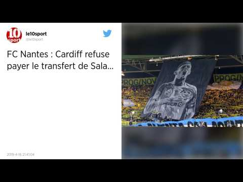 Disparition de Sala. Cardiff s'appuie sur l'absence de contrat pour ne pas payer