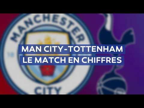 Manchester City-Tottenham : le quart retour de C1 en chiffres