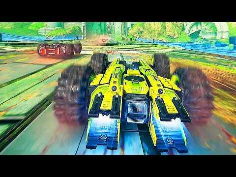 "GRIP COMBAT RACING ""Team Mode Update"" Gameplay Trailer (2019) PS4 /Xbox One / PC"