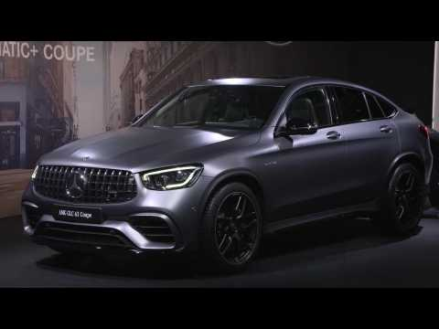 Mercedes-Benz Cars at the 2019 New York International Auto Show Pre-Evening