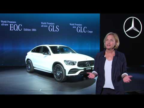 Mercedes-Benz Cars at the 2019 New York International Auto Show Britta Seeger