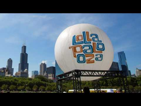 Lollapalooza Lineup Announced