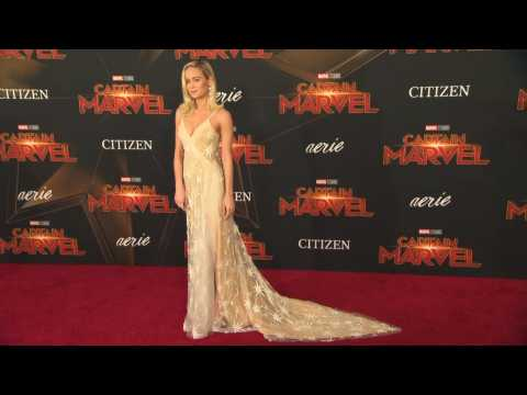 Brie Larson urges women to 'break boundaries' in the film industry