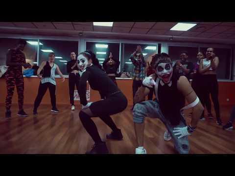 JIGGY X BIBOO - Don't Come Back by Vybz Kartel (dance video)