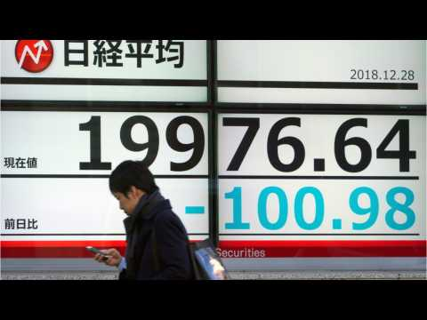 Asian Shares Fall From Highs
