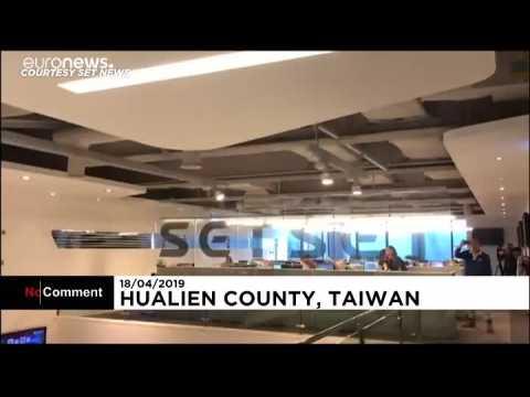 Séisme de magnitude 6,1 à Taiwan