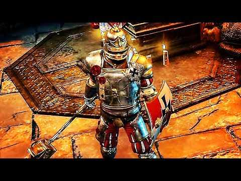 "WARHAMMER CHAOSBANE ""2nd Closed Beta"" Gameplay Trailer (2019) PS4 / Xbox One / PC"