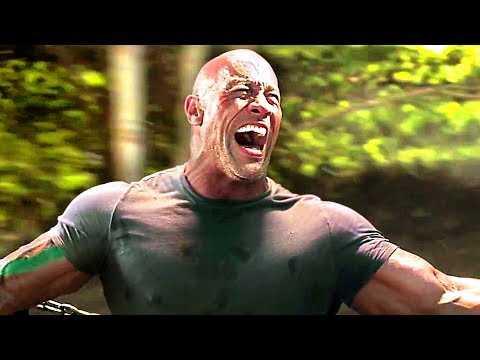 HOBBS & SHAW Trailer # 2 (2019) New Fast & Furious Movie HD