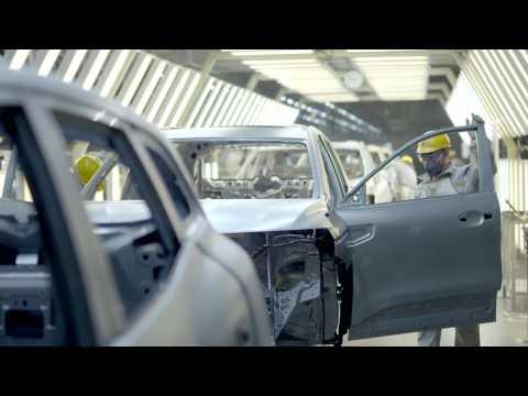 2019 Renault Shanghai - Wuhan Factory, China