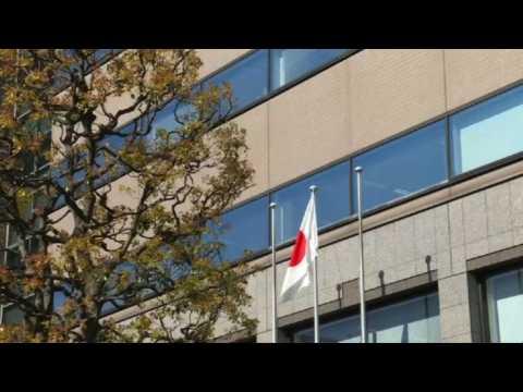 Tokyo: Scene outside prosecutors office after Ghosn rearrested