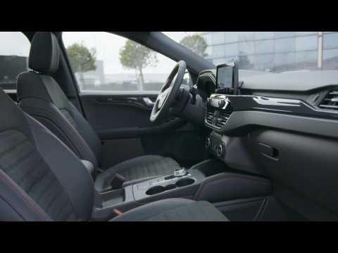 2019 Ford Kuga ST Line Interior Design