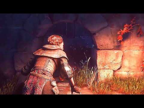 A PLAGUE TALE INNOCENCE Gameplay Trailer (2019) PS4 / Xbox One / PC