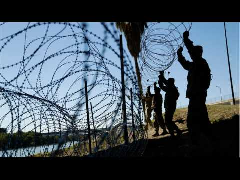Pentagon To Send 300 More Troops To Mexico Border