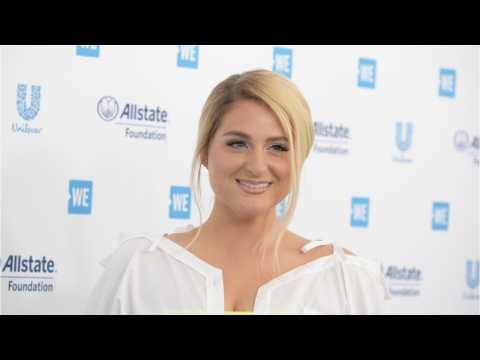 Meghan Trainor Shows Support For Britney Spears