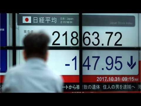 Stocks Up On U.S. Growth