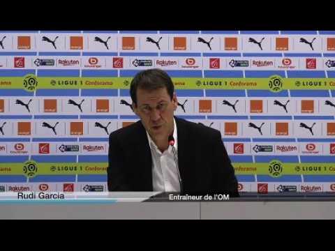 "OM-Nantes : ""Si on avait Mario Balotelli sur tout un match..."" (Garcia)"
