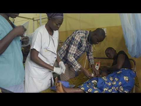 Away from coronavirus, DR Congo battles deadly measles outbreak