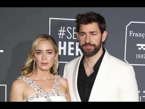John Krasinski hails Emily Blunt as 'most tremendous actress of our time'