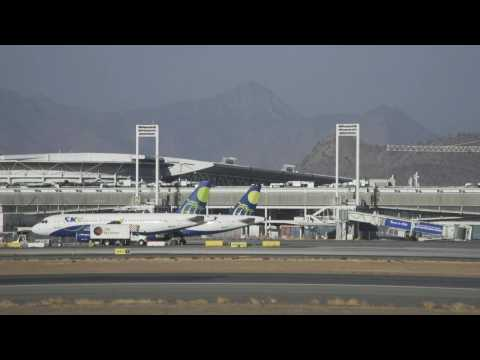 Armed gang steals $15 million in Chile airport heist