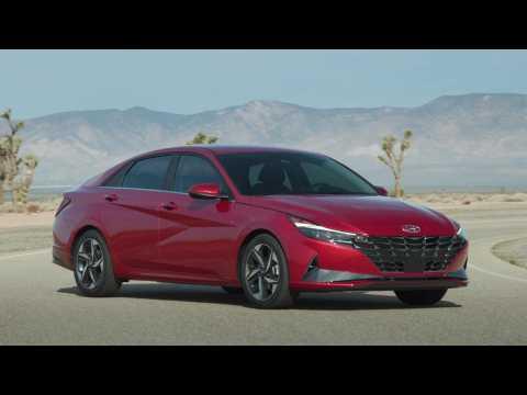 2021 Hyundai Elantra Exterior Design