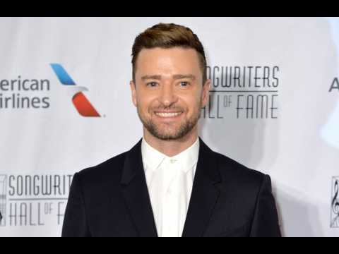 Justin Timberlake blames double denim fashion fail on being 'young and in love'