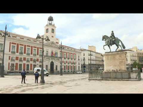 Coronavirus: Spain's death toll rises to 2,182