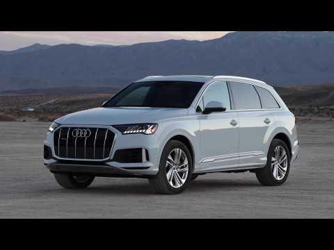 2020 Audi Q7 Design Preview