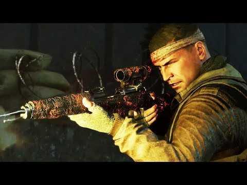 "ZOMBIE ARMY 4 ""Dead War Terror Lab"" Trailer (2020) PS4 / Xbox One / Switch / PC"