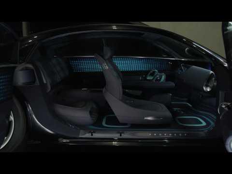 Hyundai 'Prophecy' concept EV Interior Review