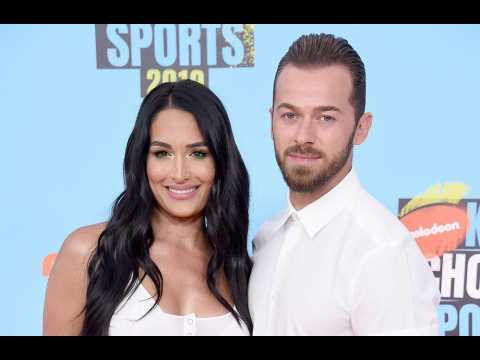 Nikki Bella wants Artem Chigvintsev to start a modelling career