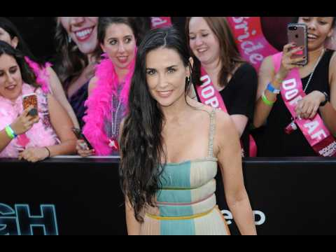 Demi Moore has turned to 'thoughtful meditation'