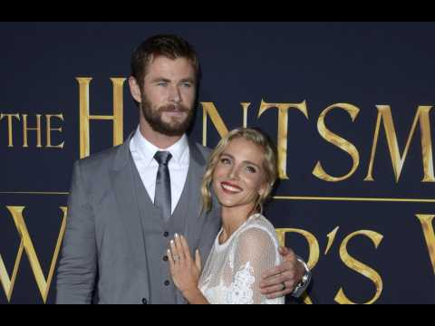 Chris Hemsworth: Elsa Pataky didn't take my surname because of a passport issue