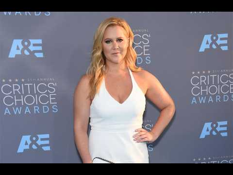 Amy Schumer has sex once a week