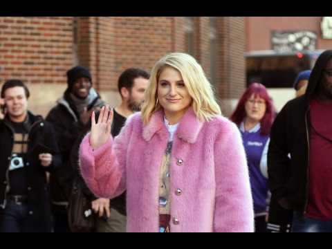 Meghan Trainor 'impressed so much' by Nicki Minaj