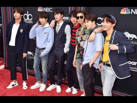 BTS announce plans for at-home concerts
