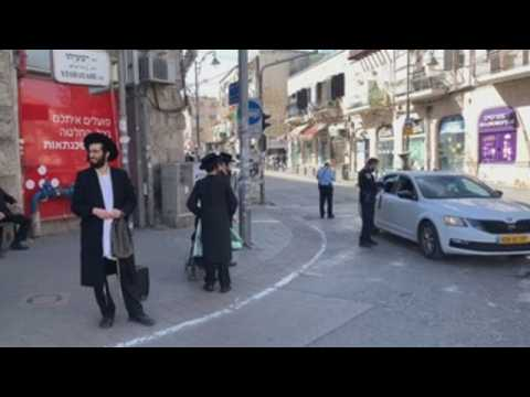 Ultra-Orthodox Jews at high risk for contracting coronavirus
