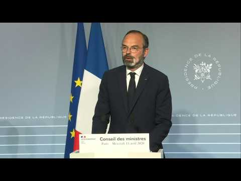 French PM announces 1,500 euro bonus for Covid-19 healthcare workers