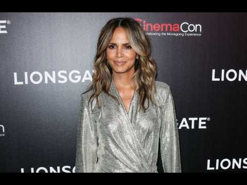Halle Berry loves single life