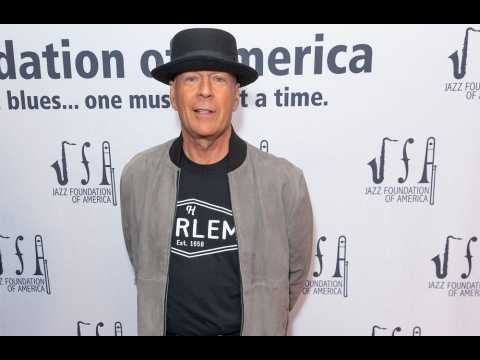 Bruce Willis got 'stuck' in Idaho without wife
